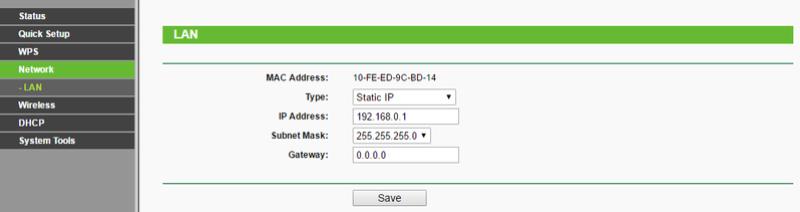 Lumiers Orange Routeur wifi TPLINK Lapin_10