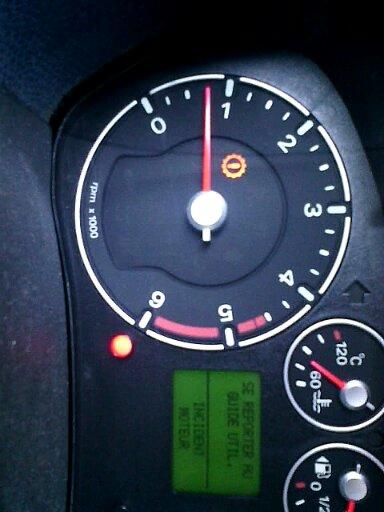 [ FORD fiesta 1.4 tdci an 2008 ] Voyant anomalie moteur 14733510