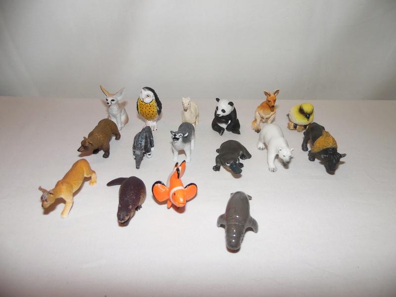 Takamas Yowie Animals Sam_9833