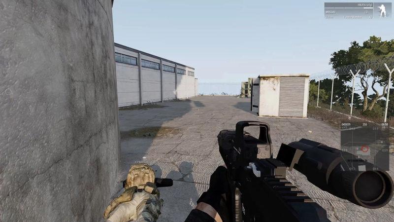 Screenshots de missions Screen14