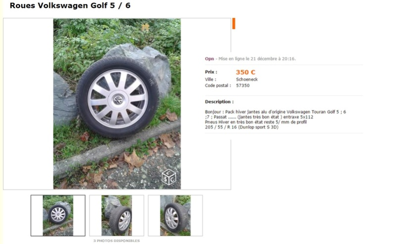 Golf 6 GTDi version spéciale Sans_t11