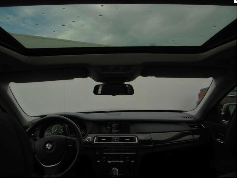 Présentation BMW 740d xDrive Exclusive F01 de 2012 Bmw74011
