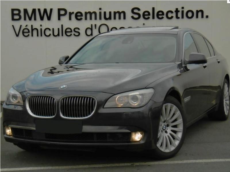 Présentation BMW 740d xDrive Exclusive F01 de 2012 Bmw74014