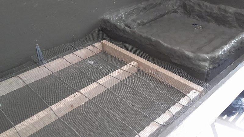 Construction de terrarium tropical pour Physignathus  14627710