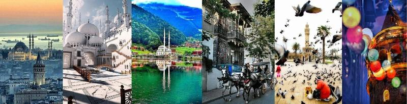 السياحة و السفر تركيا