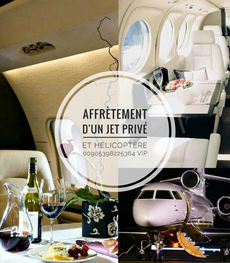 Affrètement d'un jet privé et hélicoptère 00905398225364 VIP 14611110
