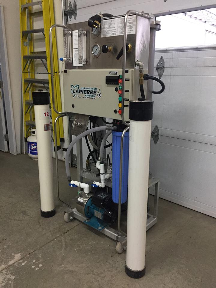 Séparateur d'eau (osmose) Lapierre Osmose10