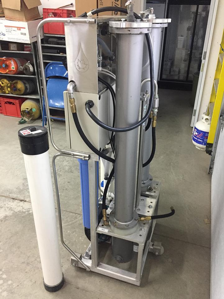 Séparateur d'eau (osmose) Lapierre Osmose11