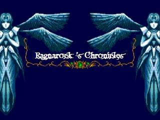 Ragnarok's Chronicles RPG