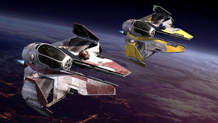 Matériel militaire Jedi Jediac10