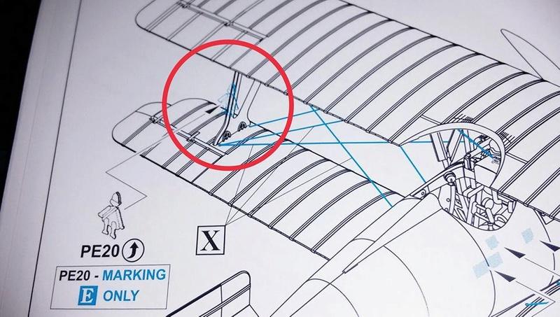 Siemens Schuckert D.III Profipack Edition von Eduard 1:48 14713810