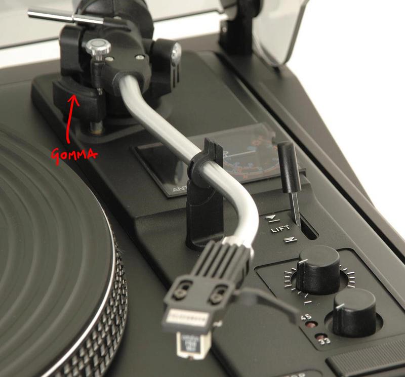 Problema vite reggi braccio Giradischi Telefunken S90010