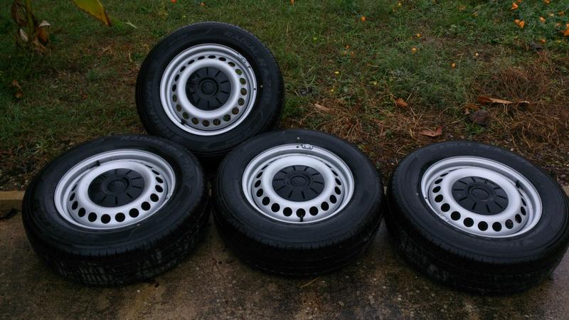 jantes + pneus  origine T6 16'' moins de 1000km : vendu! Dsc_0018