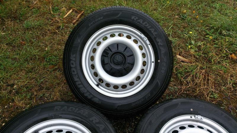 jantes + pneus  origine T6 16'' moins de 1000km : vendu! Dsc_0020