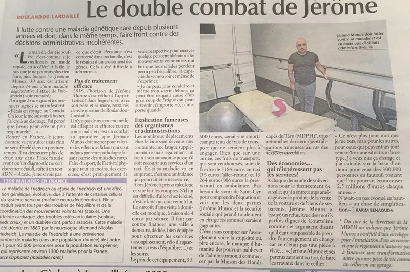 attitude de la France vis à vis d'un handi. (lire et partager) Articl10