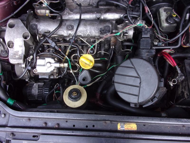 [ Renault Laguna 1.9 dti du 1999 ] Démarrage Impossible (résolu) 100_0512