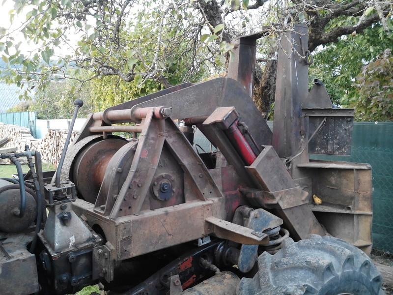 Treuil Pan origine 406 forestier Img_2029