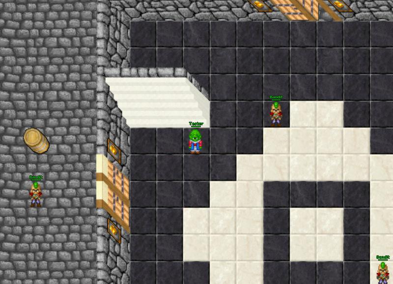 Tag quest en Dragon Ball Legend Quest_13