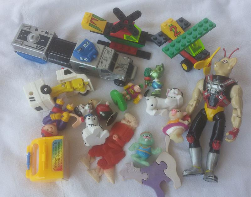 LOTTO LEGO GADGET SORPRESINE E VARIE ANNI 70 80 Lottin10