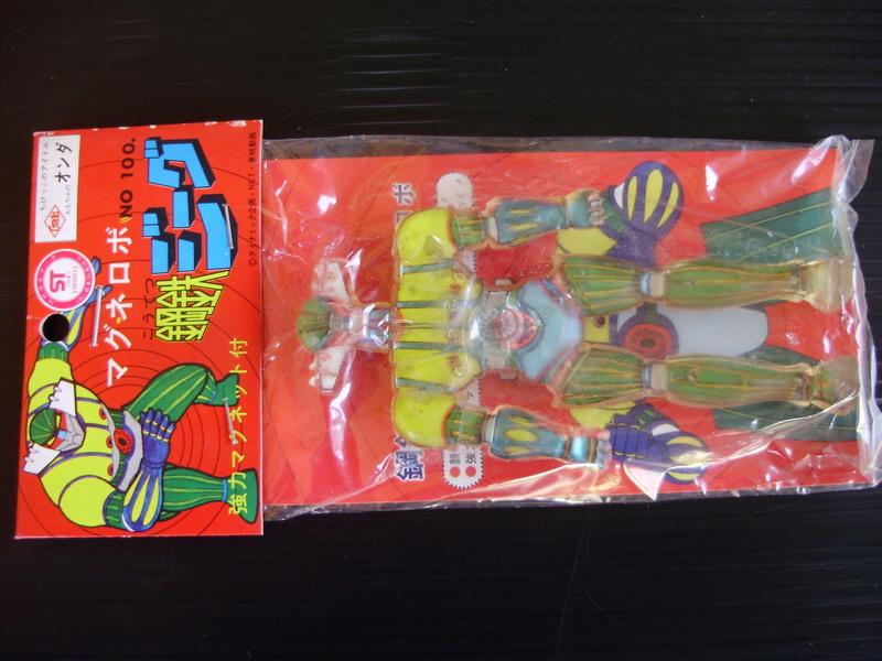 JEEG ROBOT D`ACCIAIO BLISTER JAPAN P2220010