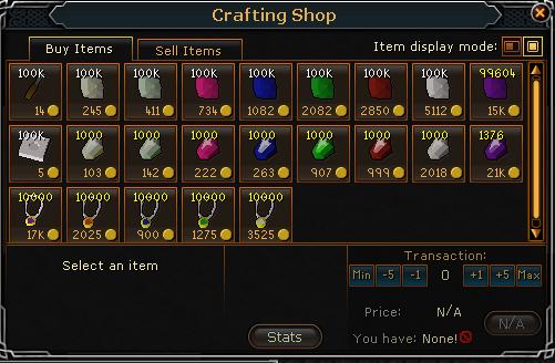99 crafting guide    JADE Dbd6bb13