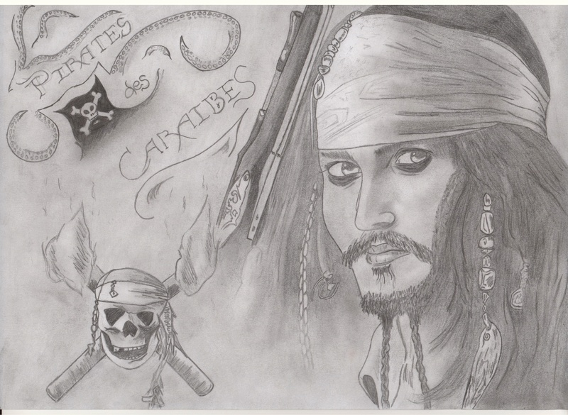 Mes dessins (Christopher) Pirate10