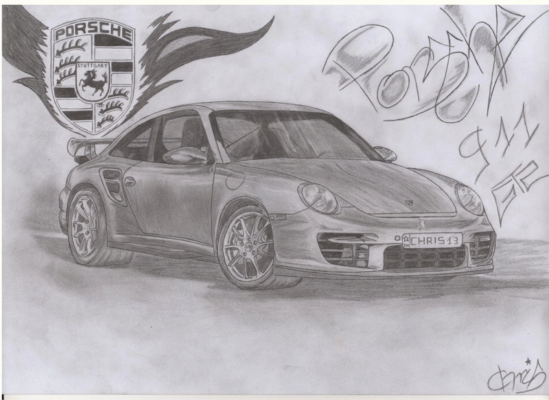 Mes dessins (Christopher) Porsch10