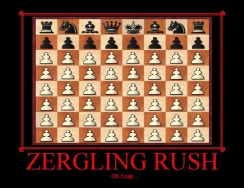 Magic the Gathering Zerg-r10