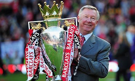 Manchester United Sir-al11