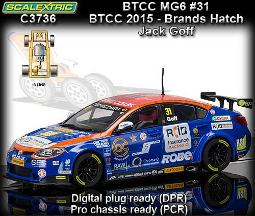 BTCC Class for next Season Scalex13