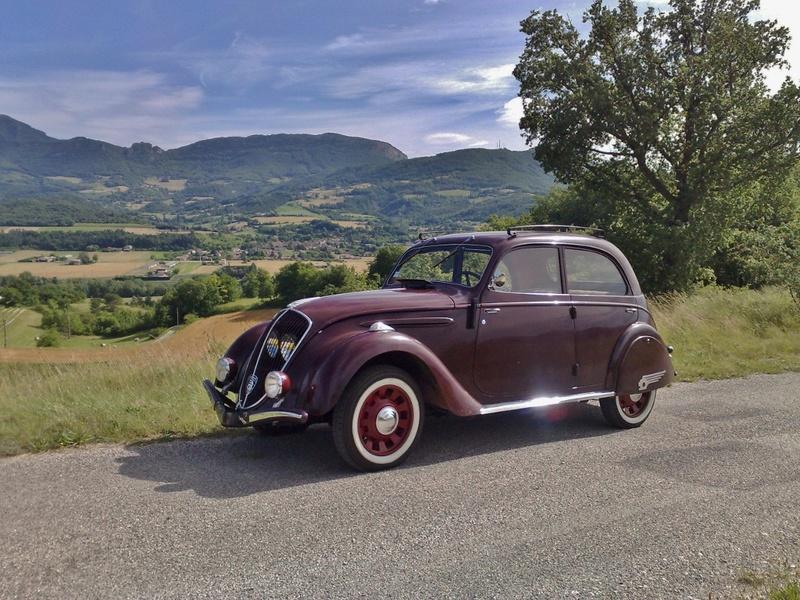 Peugeot 202 de 1938 (première série) de Jean-Marc 20062010