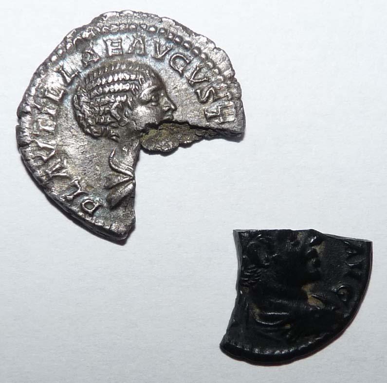 La division des pièces Plauti11