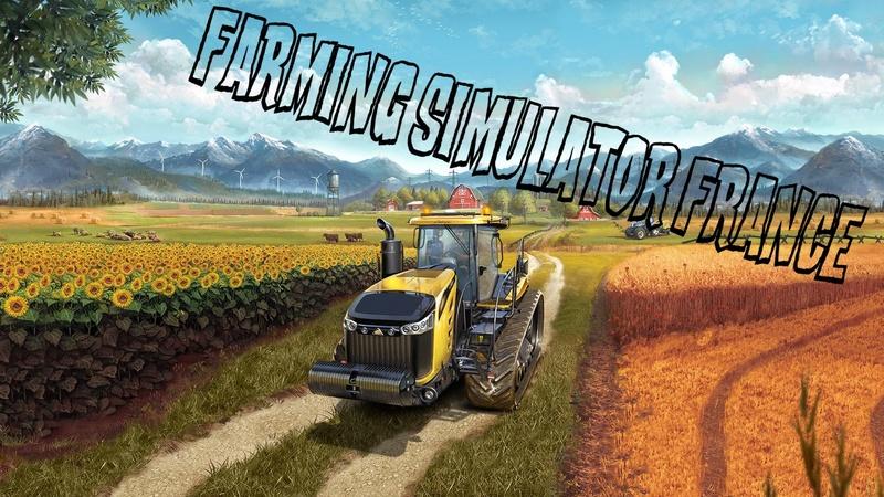 Farming simulator France
