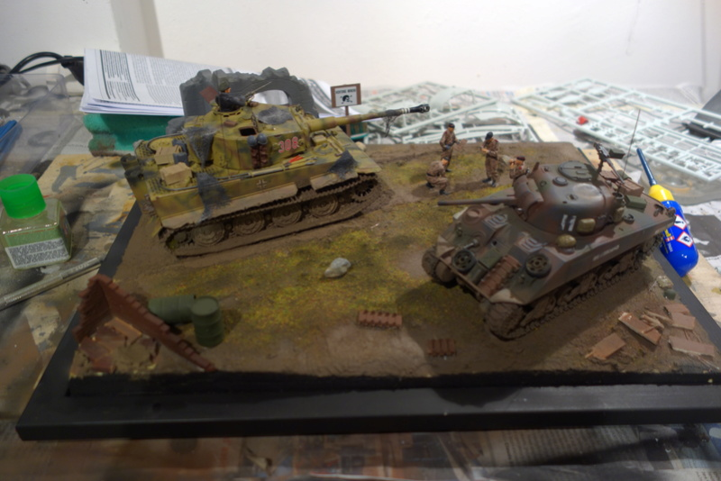 "diorama ""Normandie 1944"" Dsc02536"