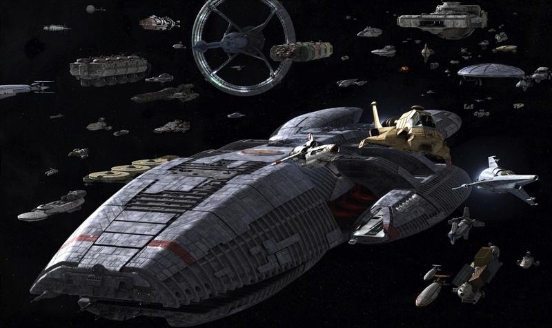 Sci-Fi Gallery Galact10