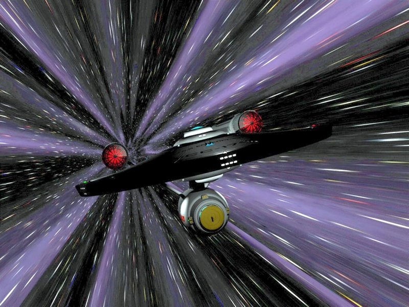 Star Trek Gallery Warp210