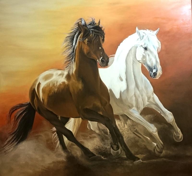Portrait de votre cheval Dsc_1410