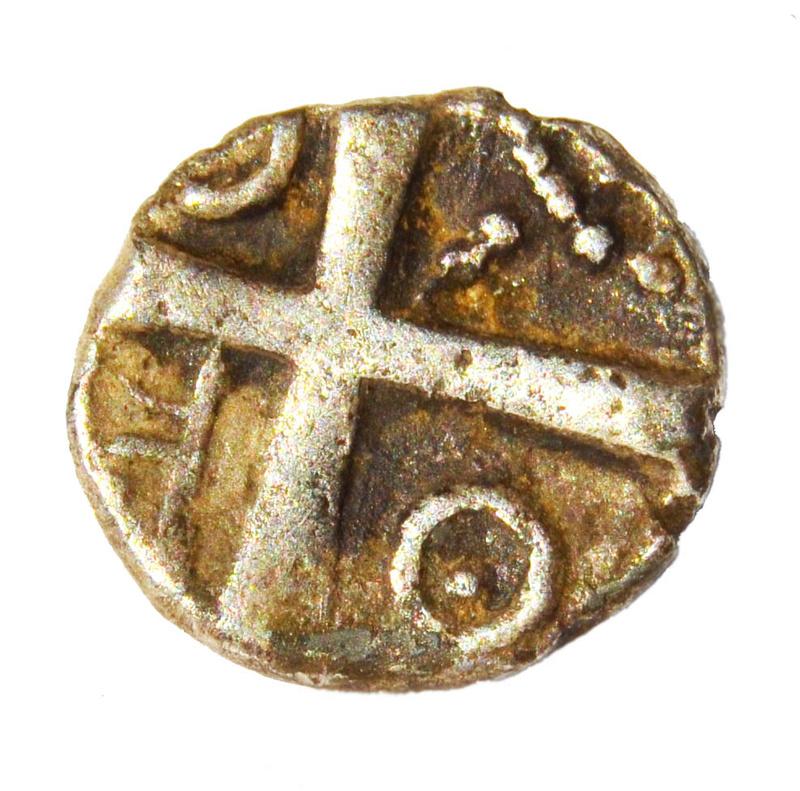Drachme type Belves, attribuées aux Pétrocores [ID : hugues] Drachm11