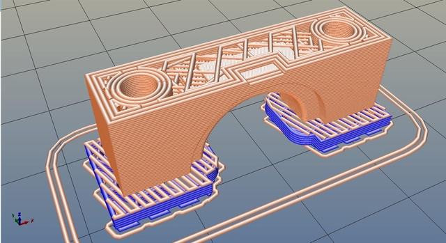 L'impression 3D, c'est simple - Page 2 Raft10