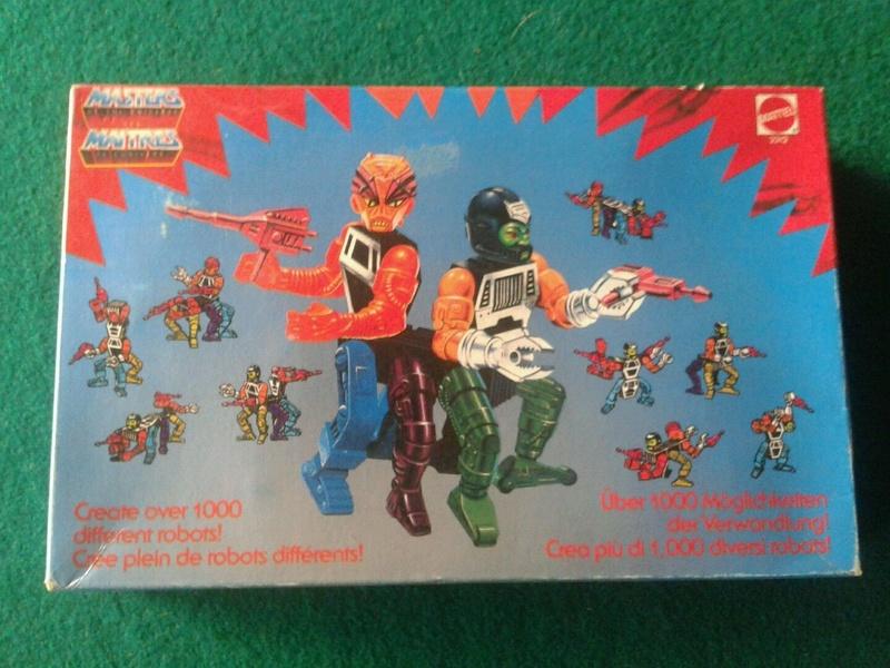 Vendo Modulok e Multi-bot anni 80 Mattel nuovi mai aperti fondo di magazzino Multi_10