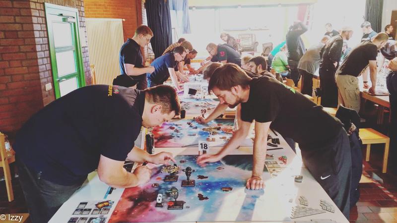 Tatooine Trophy 2016 - Liveticker & Berichte - Seite 3 2016-149