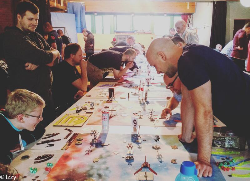 Tatooine Trophy 2016 - Liveticker & Berichte - Seite 3 2016-151