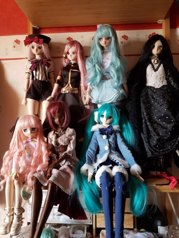 Azusa's Collection  20190710