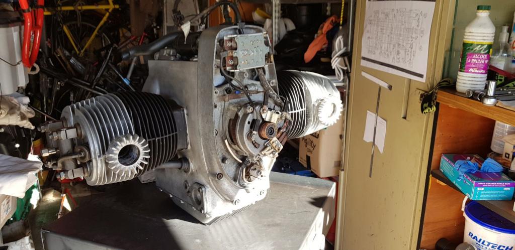 Restauration d'une R100/7 de 78 Moteur10