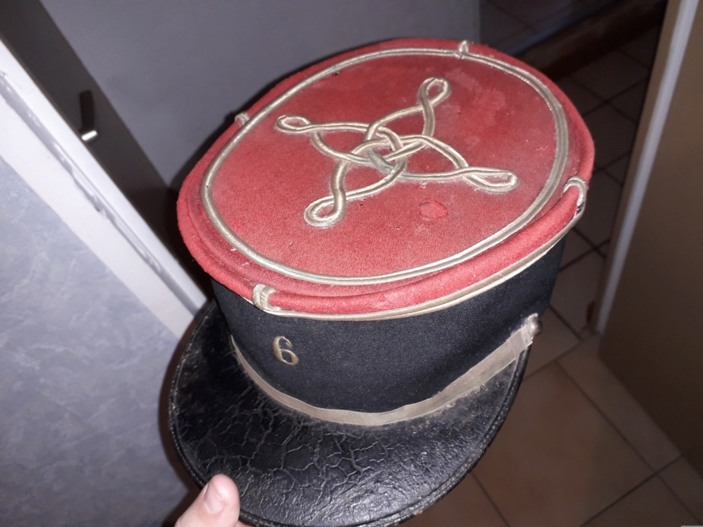képi Français 1914-1918 ???  45726610
