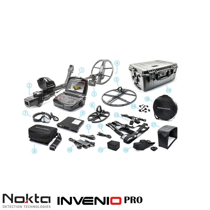 Нов георадар на Nokta - Invenio  Inveni10