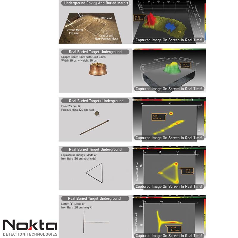 Нов георадар на Nokta - Invenio  Inveni12