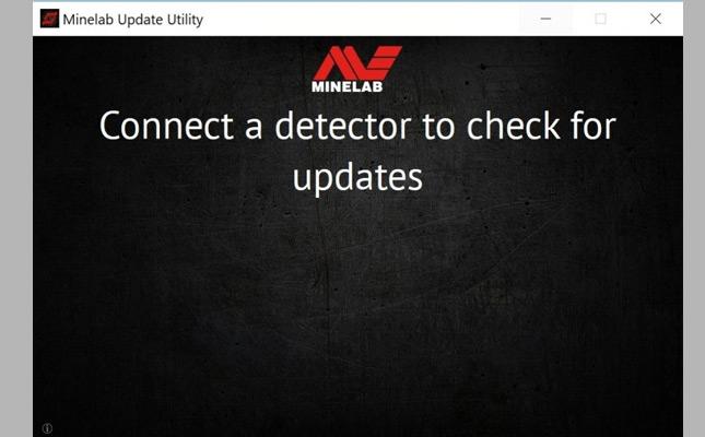 Как да инсталирам новата версия на софтуера на Minelab Equinox? Minela10