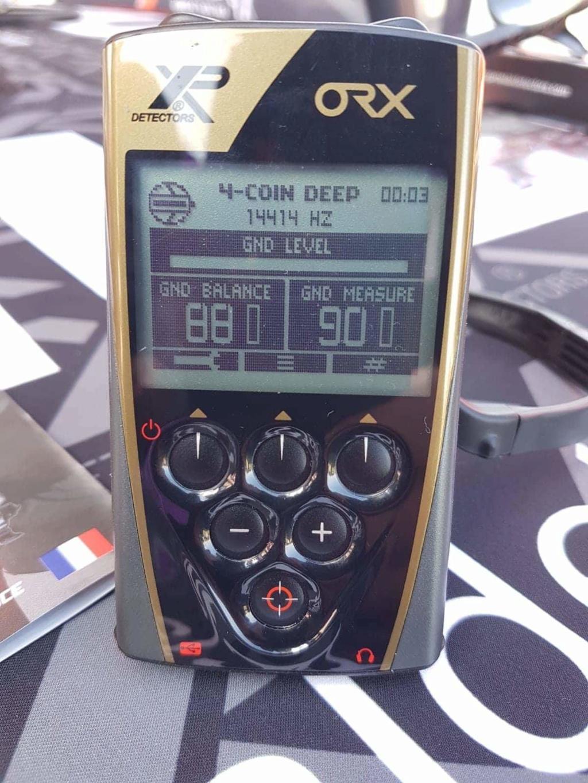 Металотърсачи XP модел ORX Receiv13