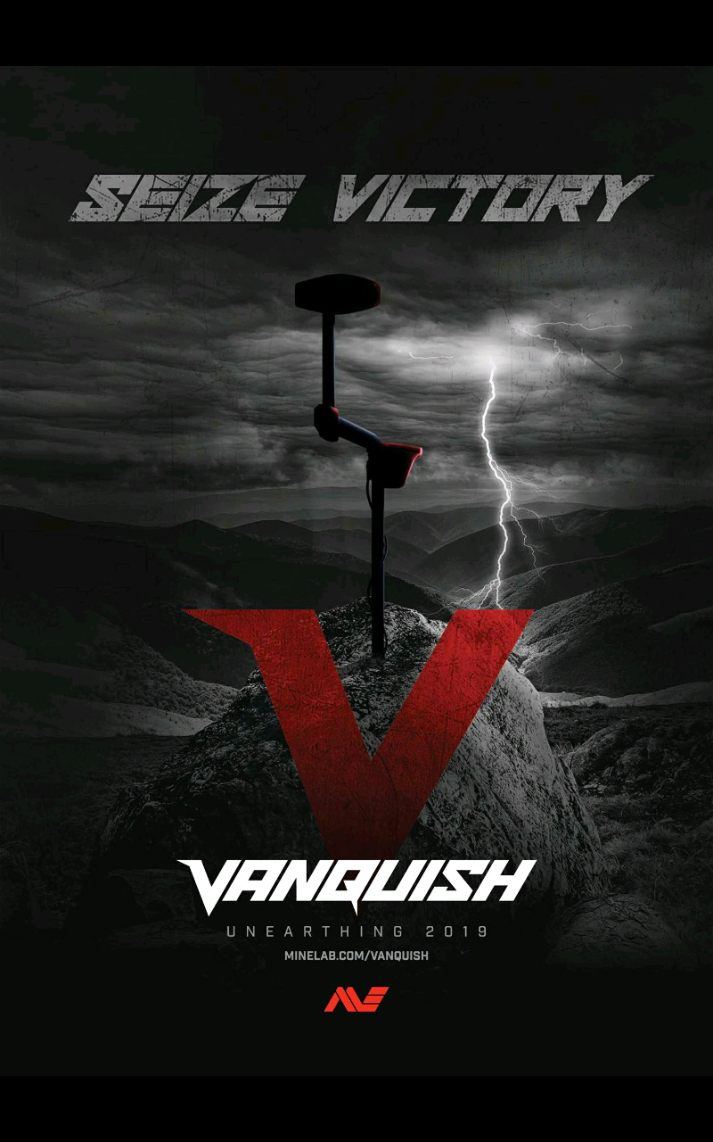 Vanquish нов детектор от Minelab  Screen17